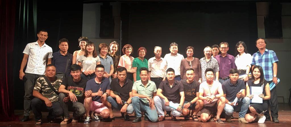 Nhà hát Kịch Hà Nội khởi công vở mới 'Ngôi nhà trong thành phố'