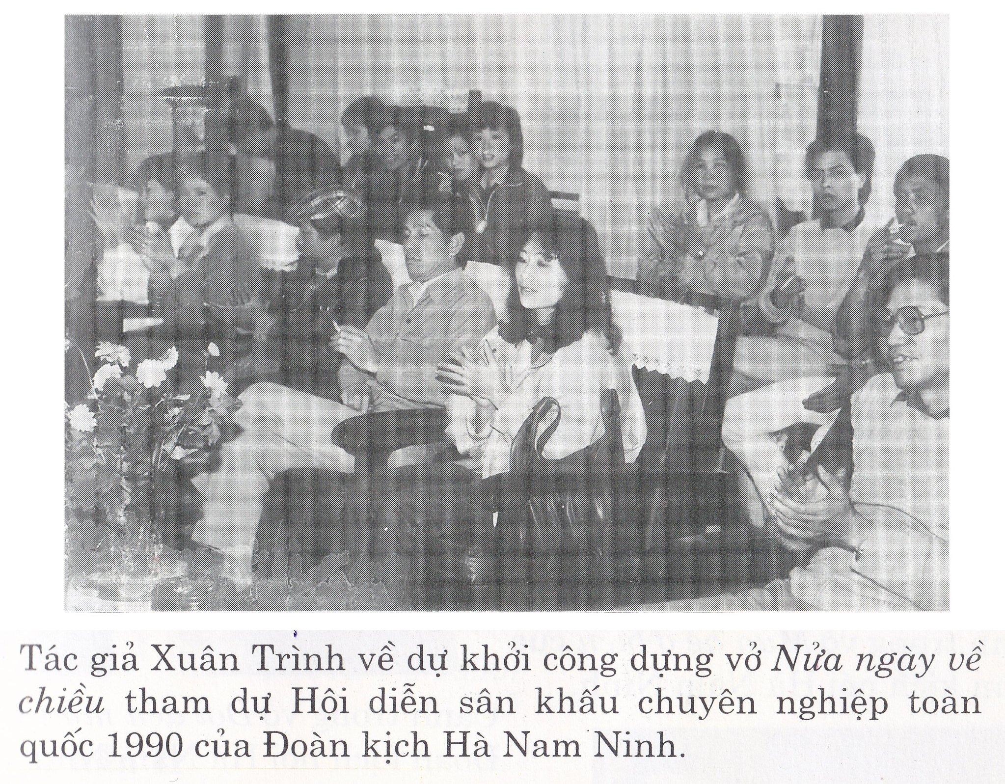 'Nửa ngày về chiều' nỗi niềm người khao khát lẽ công bằng – Phạm Việt Hà