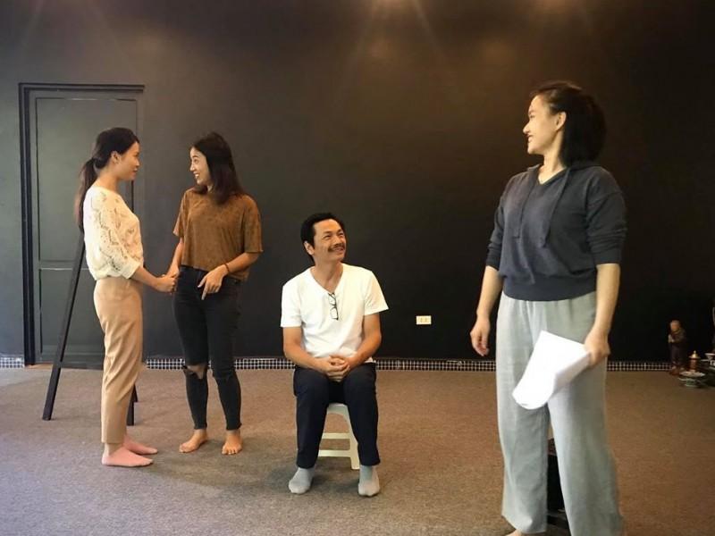 NSND Trung Anh diễn vở 'Bạch đàn liễu' của cố tác giả Xuân Trình
