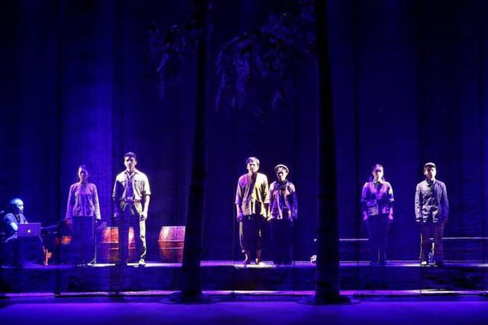 'Bạch đàn liễu' trở lại sân khấu